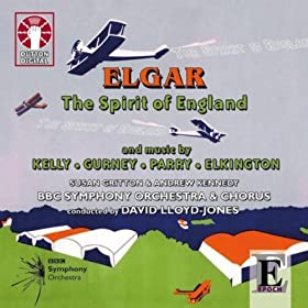 The Spirit of England, Op. 80: I. The Fourth of August