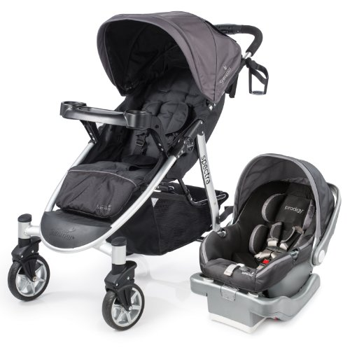 Summer Spectra Travel System Prodigy Infant Car Seat