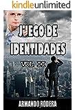 Juego de identidades - Volumen 2 (Aventuras de Thomas Anderson)