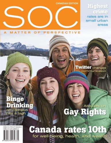 SOC + CONNECT w/etext PDF