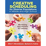 Master Scheduling Books: Creative Scheduling for Diverse Populations