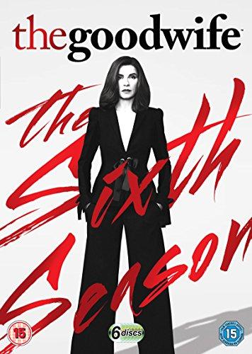 Good Wife. The - Season 6 [Edizione: Regno Unito]