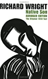 Native Son (Abridged) (006053348X) by Wright, Richard