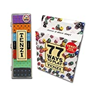Tenzi Party Pack with 77 Ways to Play Tenzi Included