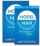 img - for Model Man Paperback Book + Study Guide Bundle book / textbook / text book