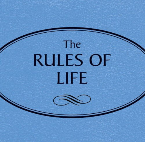 Rules of Life (Red Audio)
