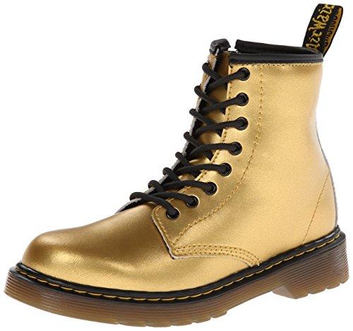 Dr. Martens Delaney Boot (Toddler/Little Kid),Gold,10 Uk(11 M Us Little Kid) front-671816