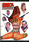 007 James Bond UK Fan Club Magazine Issue #40: Never Say Never Again and Casino Royal Double-sided Cover