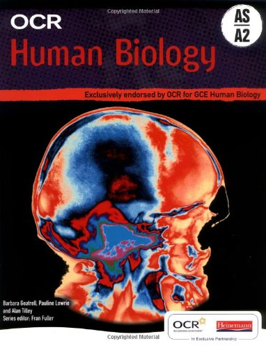 OCR AS and A2 Human Biology Student Book