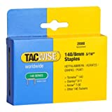 Tacwise Heavy Duty 140 Type Staples 8mm (2000)