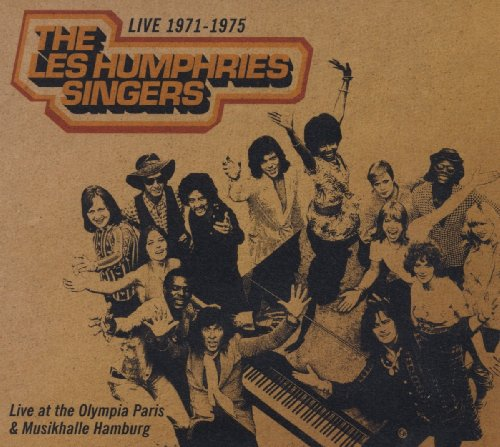 Les Humphries Singers - Live 1971-75 At The Olympia Paris & At Musikhall - Zortam Music