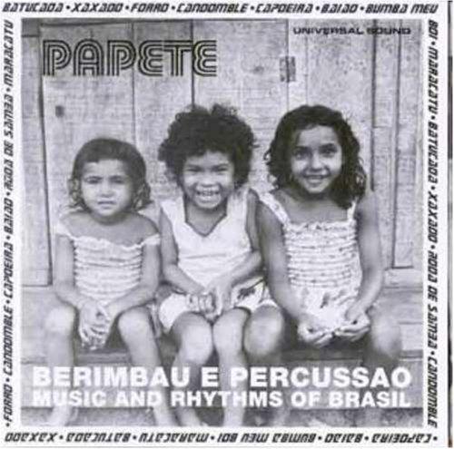 Berimbau E Percussao, Music and Rhythms of Brasil