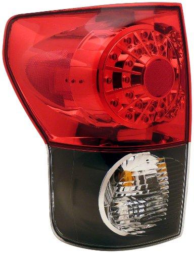 Anzo USA 311092 Toyota Tundra Black LED Tail