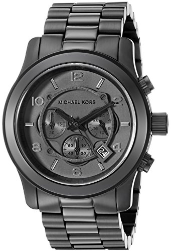 Michael-Kors-Watches-Michael-Kors-Men-s-Black-bracelet-Chronograph-Sport--Black-