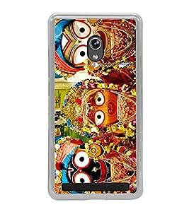 Lord Balaji Venkateshwara 2D Hard Polycarbonate Designer Back Case Cover for Asus Zenfone 6 A600CG