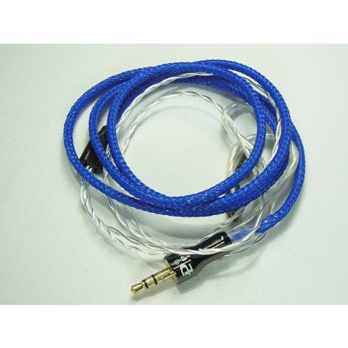 "Effect Audio Studio ""Pearl V2"" Palics Blue&Clear Ultimate Ears Upgrade Replacement Cable For 10Pro 10Vi 5Studio 3Studio"