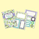 Rachel Ellen Gorgeous Flower Labels and Stickers