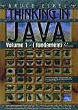 Thinking in Java vol. 1 - Fondamenti (8871923030) by Bruce Eckel