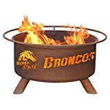 Patina Products F234, 30 Inch Boise State Fire Pit
