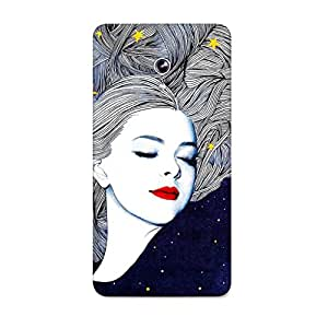Ownclique Daydreaming Mobile Back Cover for Asus Zenfone 5 [Matte Finish]