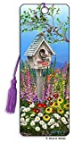 Artgame - Marcapaginas en 3d - birdhouse