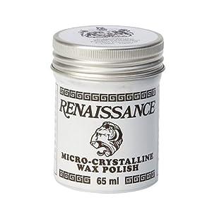 Renaissance Micro-Crystalline Wax Polish (65 ml)