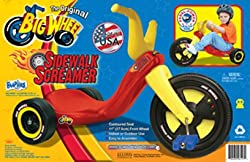 "The Original Big Wheel 11"" SIDEWALK SCREAMER Tricycle Mid-Size Ride-On"