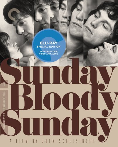 Cover art for  Sunday Bloody Sunday (The Criterion Collection) [Blu-ray]