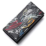 (ディオールオム) Dior HOMME 長財布[小銭入れ付き] ブラック [並行輸入品]