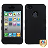 Product B00AGBXQVI - Product title MYBAT IPHONE4AVHPCTUFFSO001NP Premium TUFF Case for iPhone 4 - 1 Pack - Retail Packaging - Black