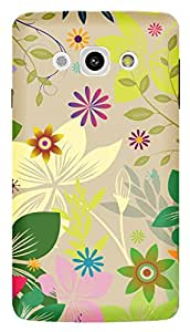 TrilMil Printed Designer Mobile Case Back Cover For LG L60