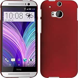 TrilMil Matte Rubberized Finish Hard Case for HTC One M8