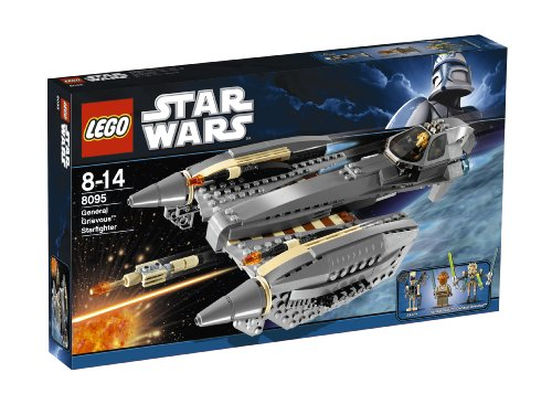 LEGO Star Wars 8095 -  General Grievous' Starfighter