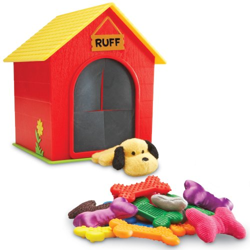 Learning Resources Ruff'S House Teaching Tactile Set front-12208