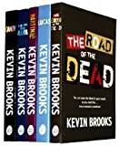 Kevin Brooks Kevin Brooks 5 Books Collection Set RRP £34.95 (Lucas, The Road of the Dead, Martyn Pig, Kissing the Rain, Candy)