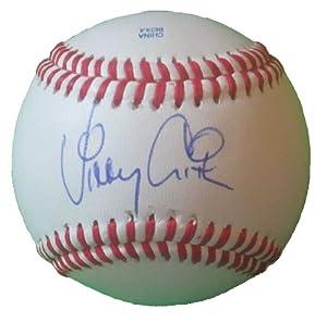 Vinny Castilla Autographed Signed ROLB Baseball, Colorado Rockies, Atlanta Braves,... by Southwestconnection-Memorabilia