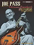 img - for Joe Pass -- Virtuoso Standards Songbook Collection: Authentic Guitar TAB (Virtuoso Series) book / textbook / text book