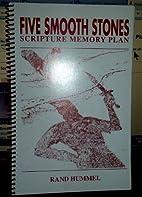 Five Smooth Stones: Scripture Memory Plan,…