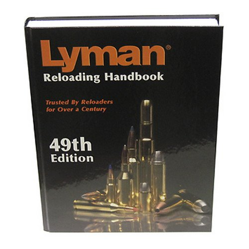 Lyman Reloading Handbook, 49th Edition