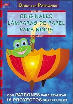 DE PAPEL PARA NIÃ'OS (CREA CON PATRONES) (Spanish) Paperback – 2013