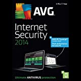 AVG Internet Security + PC TuneUp 2014, 3-User 1-Year  - ESD  [Download]