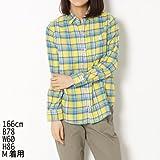 コーエン(レディース)(coen) ダブルガーゼブライトチェックシャツ