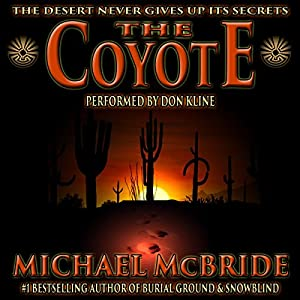 The Coyote: A Novel Audiobook