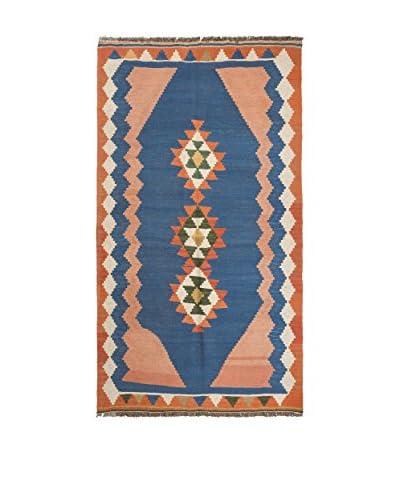 NAVAEI & CO. Tappeto Kilim Ardebil Multicolore