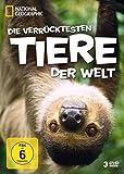 National Geographic - Die verrücktesten Tiere der Welt, Die komplette Serie [3 DVDs]
