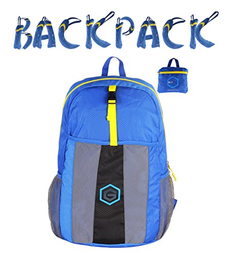 Top Lightweight Packable Backpack 35L, Perfect for Travel, Hiking, Camping, & Outdoor, Daypack is Handy, Foldable, Durable, & Easy to Fold for Men and Women (The Secret Side Of Empty compare prices)