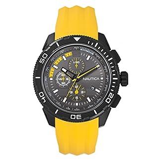 Orologio nautica uomo giallo