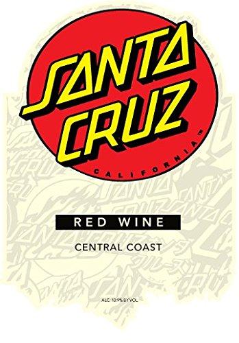 "Nv Martin Ranch Winery ""Santa Cruz"" Central Coast Red Blend 750 Ml"