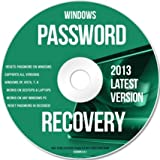 Software - Windows Password Reset & Recovery Disk for Desktop and Laptop (32bit and 64bit) - [2013 Latest Version]