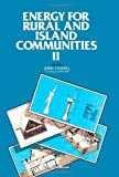 img - for Energy for Rural and Island Communities, II book / textbook / text book
